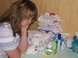Депрессия после родов. Скажи ей: стоп!