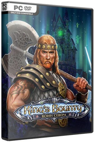 King's Bounty: Воин Cевера / King's Bounty: Warriors of the North (2012/PC/Rus/RePack)  Steam-Rip от R.G. Gameworks