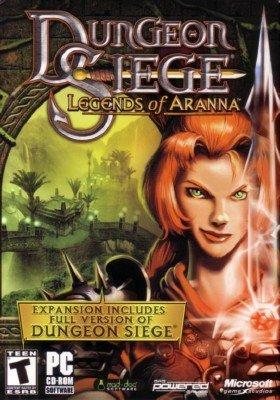 Dungeon Siege + Dungeon Siege: Legends of Aranna (2002-2003/RUS/RePack)