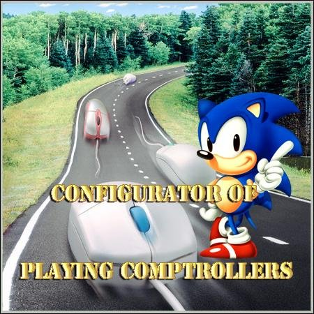 Configurator of playing comptrollers