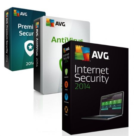 AVG (AntiVirus/Internet Security/Premium Security/Internet Security Business Edition 14.0.4142 Final